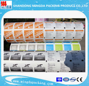 Medical Use Aluminum Foil Paper for Alcohol Swabs pictures & photos