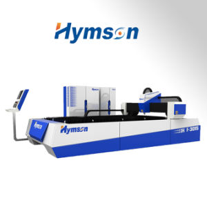 CNC Sheet Metal Steel Holow Section Laser Cutting Machine pictures & photos