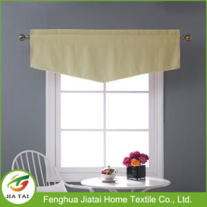 Custom Cheap Window Coverings Kitchen Valances and Curtains pictures & photos