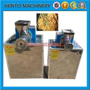 Industrial Macaroni Spaghetti Noodle Pasta Maker Extruder pictures & photos