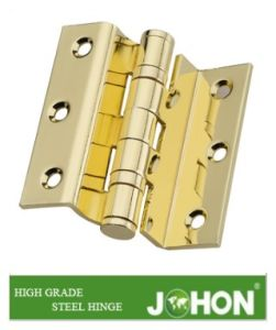 "4""X3"" Steel or Iron Hardware Bending Door Gate Hinge Joint pictures & photos"