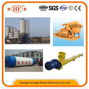 Hls 90 Cubic Productivity Concrete Batch Plant for Sale pictures & photos