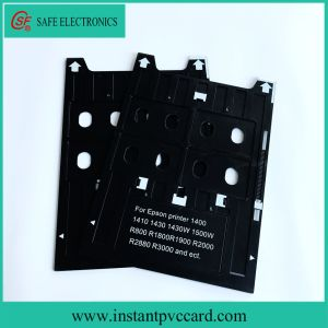 Plastic PVC Card Tray for Epson R2000 Inkjet Printers pictures & photos