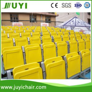 Jy-716 Outdoor Sports Field Bleachers Seats Audience Seating System pictures & photos