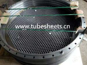 Professional Round Hole Aluminium Tube Sheet pictures & photos