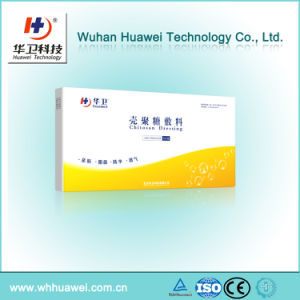 Chitosan Hemostatic Wound Dressing Burn Dressing pictures & photos