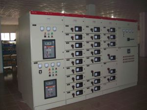 Gck Indoor Low Voltage Power Supply Distribution Cabinet/Extraction Switchgear pictures & photos