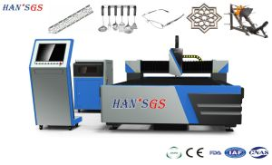 3~5mm Stainless Steel Laser Cutting Machine in China, Metal Cutter Machine pictures & photos