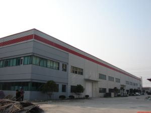 Steel Structure Steel Frame Bonded Warehouse pictures & photos