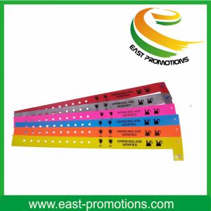 Promotional Fabric Woven Bracelet /Wristband pictures & photos