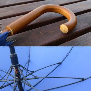 Automatic Straight Umbrella Wholesale High Quality Umbrella (JL-ARC101) pictures & photos