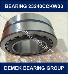 High Quality Spherical Roller Bearing 23240 Cckw33 with Steel Cage pictures & photos