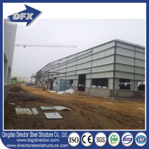 Structural Steel Frame Warehouse Construction for Sale pictures & photos