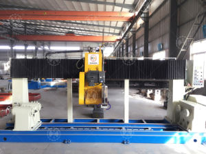 Solid Column Pilar Cutting Machine / Pillar Stone Machine pictures & photos