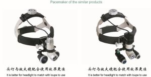 High Quality Dental Binocular Magnifying Glass with FDA pictures & photos