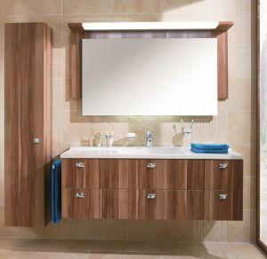 Woodgrain Waterproof Bathroom Vanity (ZHUV) pictures & photos