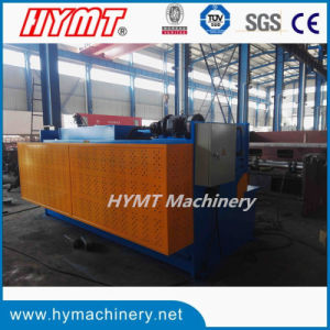 QC12Y-20X3200 Hydraulic swing beam shearing cutting machine pictures & photos