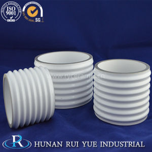 Alumina Metallized Ceramic Sleeve Tube pictures & photos