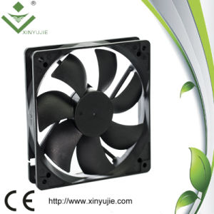 120*120*25mm 24V 1800rpm 60cfm Under 30dba Quiet DC Fan for Drinking Machine pictures & photos