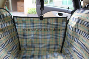 Pet Seat Cover Waterproof and Washable for Cars, SUV, Vans & Trucks. Original Pet Seat Cover for Cars - Black, Waterproof & Hammock Convertible pictures & photos