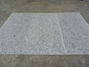 Customizable Color Difference Control Polished / Honed Grey Granite G603 pictures & photos