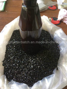 High Quality Pet Black Masterbatch for Bottle pictures & photos