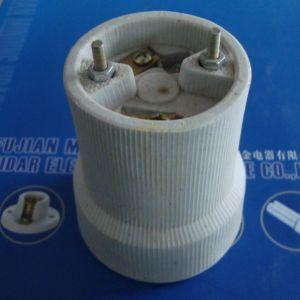 LED Floodlight E40 Porcelain Lampholder Ce Approved pictures & photos