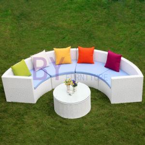 Creative PE Rattan Home decoration Sofa Set pictures & photos