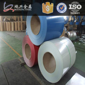 Tdc51d+Z Color Coated Steel Coil Sheet China Suppliers Price pictures & photos