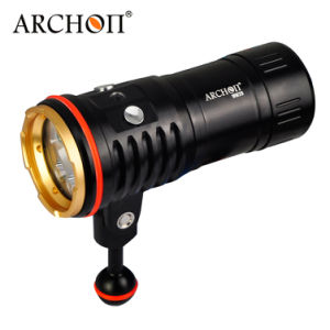 5200lm Dive Photography Light LED Rechargeable Diving Equipment pictures & photos
