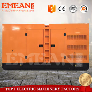 250kw Weifang Close Type Diesel Generator pictures & photos