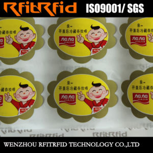 Hot Sale Adhesive Paper Label sticker Printing Chemical Stickers pictures & photos