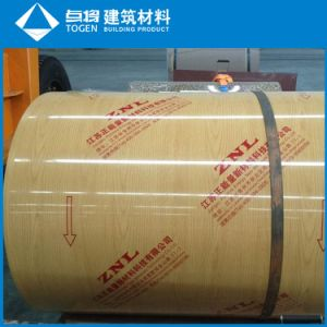 Professional Technics Manufacturer Wholesale PVDF Roller Color Coated Aluminum Sheet Coil pictures & photos