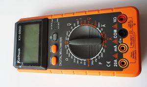 Digital Multimeter (KH890D) with Ce and UL Certification pictures & photos