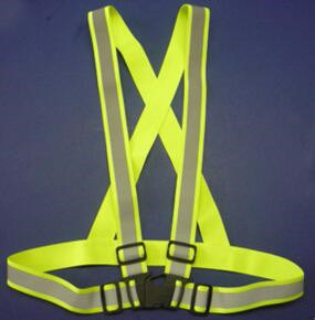 High Quanlity Reflective Safety Vest Straps Belt pictures & photos