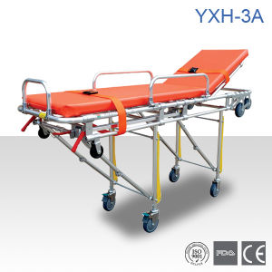 Aluminum Alloy Ambulance Stretcher Yxh-3A pictures & photos