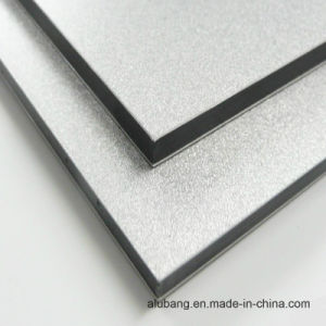 4mm PVDF Aluminium Composite Panel ACP Sheet (ALB-026) pictures & photos