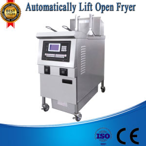 Electrically Lift Open Fryer/Kfc Open Fryer/Electric Potato Open Fryer/General Electric Deep Fryer pictures & photos