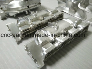 China OEM Aluminium CNC Machinery Plane Parts by Electroytic Polishing pictures & photos