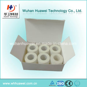 Medical Zinc Oxide Adhesive Plaster Tape Roll Tin Box Package pictures & photos
