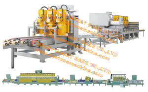 GB-850(3+5)Tiles Cutting machine/Granite Cutting Machine/Marble Cutting Machine pictures & photos