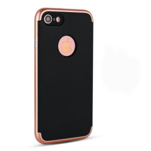 for iPhone 7 Ultra-Thin Anti-Knock Back Cover Luxury Phone Case for iPhone 7 Plus Shockproof Armor Shell (XSEH-034) pictures & photos