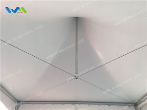 6mx6m White Gazebo Canopy with Sides for Party pictures & photos