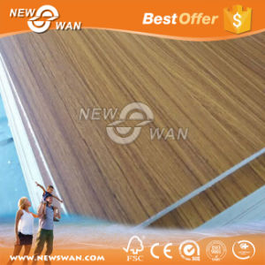 Timber MDF Board Melamine MDF (Wenge Beech Walnut Cheery) pictures & photos