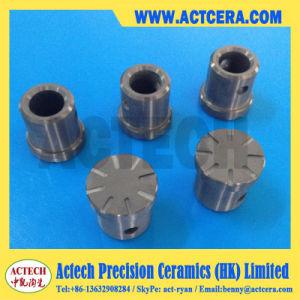 Customized Machining Silicon Nitreide Ceramic Parts/Si3n4 Bushing/Sleeve pictures & photos