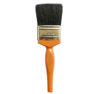 38mm Superior Painting Tools Paint Brush with Natural Bristles and Wooden Handle pictures & photos