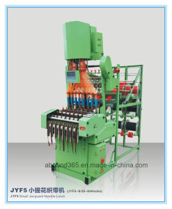 Small Jacquard Needl Loom for Tapes pictures & photos