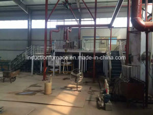 Horizontal Copper Pipe Continuous Casting Whole Production Line pictures & photos