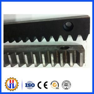 G60 Steel Customized OEM Steel Gear Rack Pinion