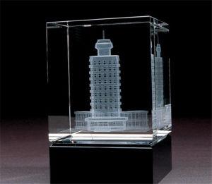 Custom Clear Acrylic Organic Glass Trophy Blanks (BTR-I 7058) pictures & photos